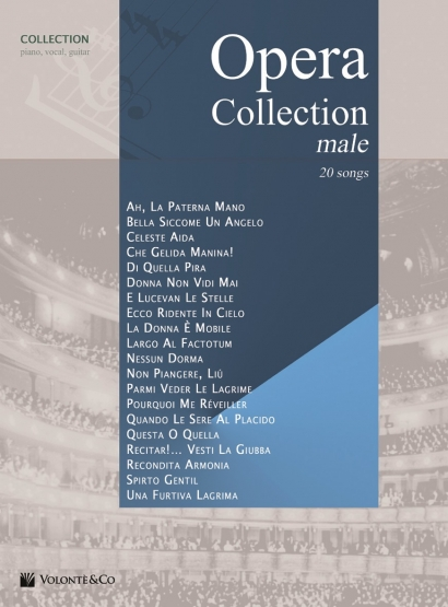 Opera Collection - Male