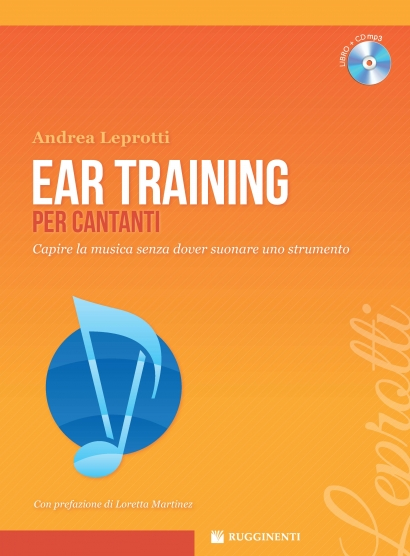 Ear Training per Cantanti - con CD