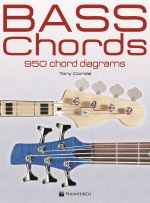 Bass Chords - 950 chord diagrams