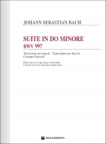 "Copertina di ""Suite in Do Minore BWV 997"""