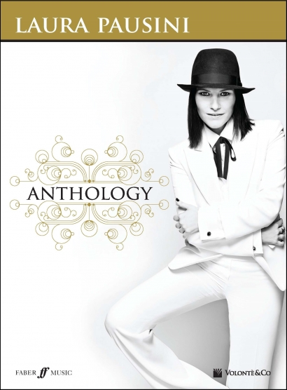 Couverture de Laura Pausini Anthology PVG, de Laura Pausini