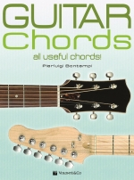Copertina di Guitar Chords - All Useful Chords, di Pierluigi Bontempi