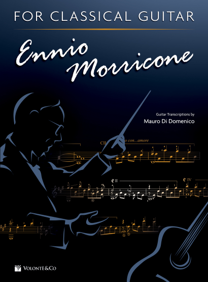 Ennio Morricone - For Classical Guitar