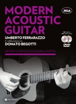 Modern Acoustic Guitar (con DVD)