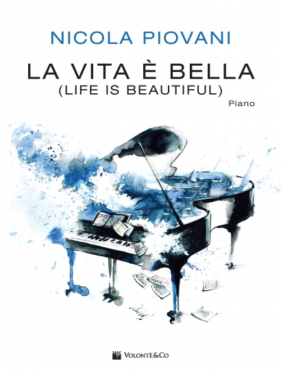 "Couverture de ""La Vita è Bella (Life is Beautiful)"", de Nicola Piovani"