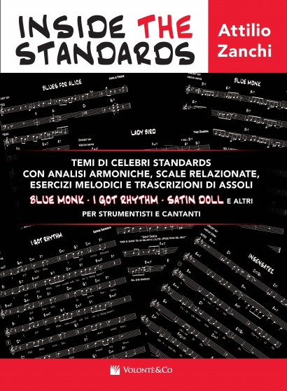 Inside the Standards - per strumentisti e cantanti