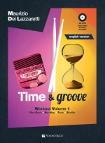 TIME & GROOVE - CD MP3 INCLUDED