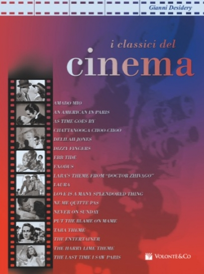 Couverture de I Classici del Cinema - Vol. 1, de Gianni Desidery