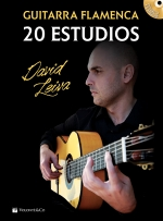Guitarra Flamenca - 20 Estudios ( con CD)