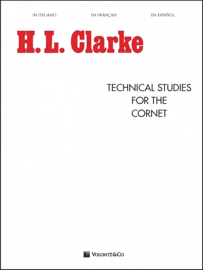 Technical Studies for the Cornet (Edizione italiana)