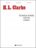 Copertina di Technical Studies for the Cornet (Edizione italiana), di H. L. Clarke