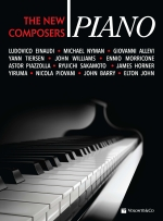"Copertina di ""Piano - The New Composers"" di AA.VV."