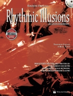 Copertina di Rhythmic Illusions , di Gavin Harrison