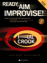 copertina di  Ready, Aim, Improvise! di Hal Crook - in italiano