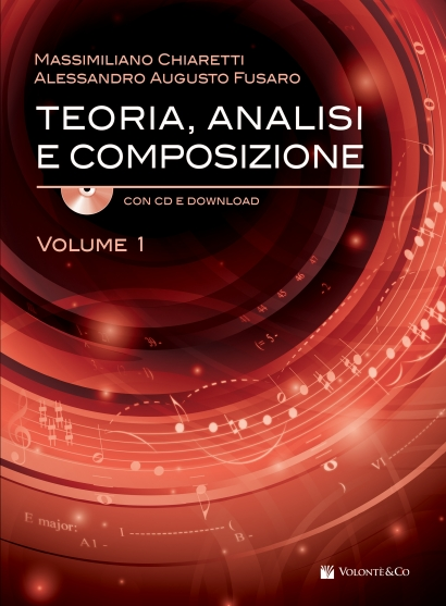 Teoria, Analisi e Composizione Volume 1 (con CD e Download)