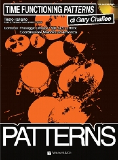 Copertina di Time Functioning Patterns (Edizione italiana) , di Gary Chaffee