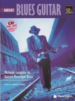 Cubierta de Blues Guitar - Débutants , de David Hamburger