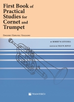 First Book of Practical Studies for Cornet and Trumpet (español)
