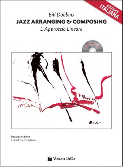 Copertina di Jazz Arranging and Composing (Edizione italiana), di Bill Dobbins