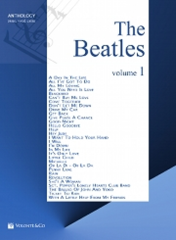 Copertina di The Beatles Anthology 1 , di The Beatles