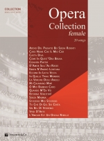 Copertina di Opera Collection - Female , di AA.VV.