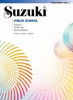 Couverture de Suzuki Violin School Vol. 1, de Shinichi Suzuki