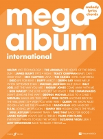 Copertina di Mega Album International , di AA.VV.