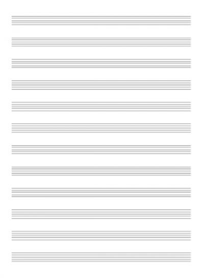 Quaderno Musicale Pentagramma Quaderno pentagrammato quaderno pentagrammato bambini