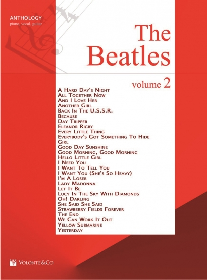 Copertina di The Beatles Anthology 2, di The Beatles