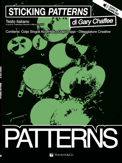 Copertina di Sticking Patterns (Edizione italiana), di Gary Chaffee