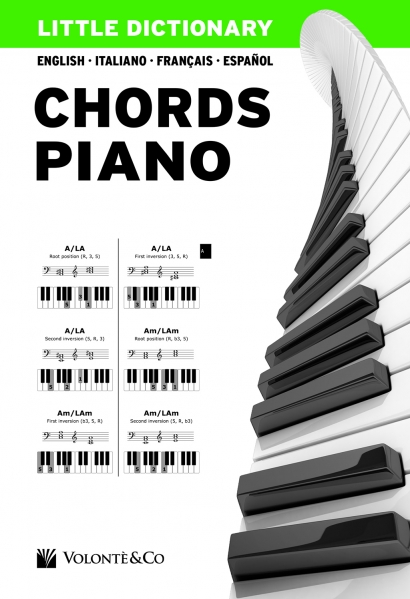 Little Dictionary - Piano Chords