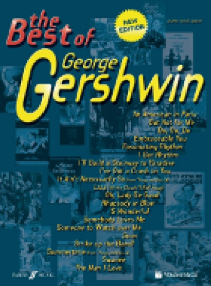Couverture de George Gershwin - The Best of, de George Gershwin