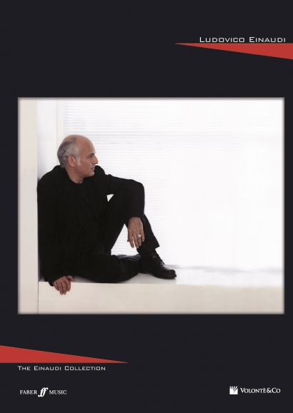Copertina di The Einaudi Collection, di Ludovico Einaudi