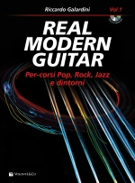 Real Modern Guitar Volume 1, Per-corsi Pop, Rock, Jazz e dintorni