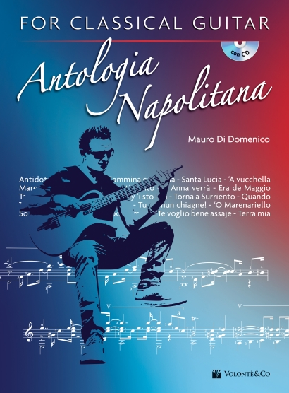 Antologia Napolitana - For Classical Guitar