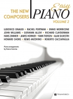 EASY PIANO - THE NEW COMPOSERS 2