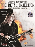 Copertina di The Metal Injection, di Andrea Martongelli