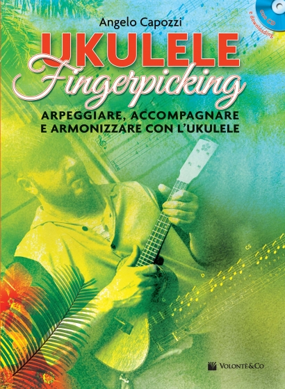 Ukulele Fingerpicking (con CD e downloading)